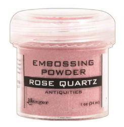 Ranger - Specialty 2 Embossing Powder - Rose Quartz